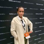 Issa Balde at the Forbes Under 30 Summit in Boston