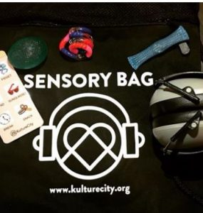Kulture City sensory equipment