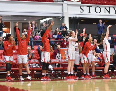2018 Stony Brook WBB Vs. UMBC