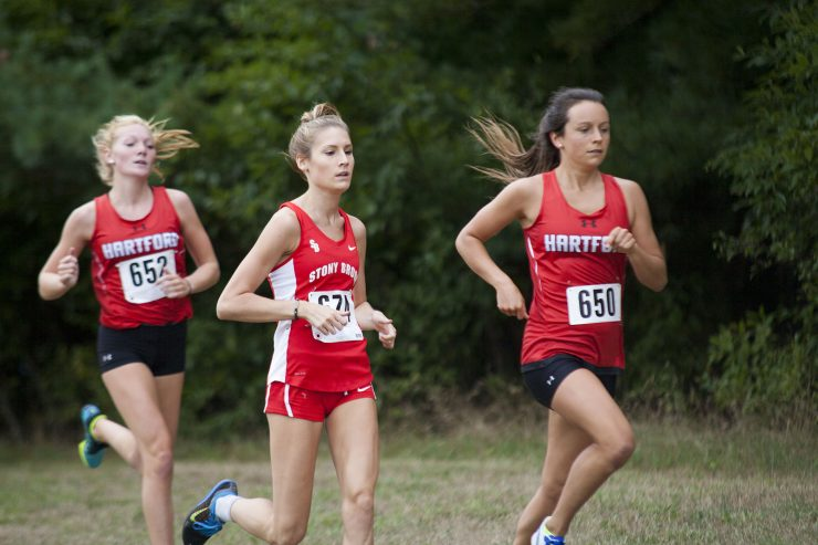 Men's, Women's XC Place 2nd at AE Champs