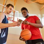 Basketballplayers