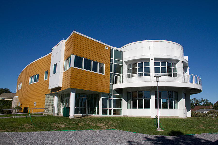 Marine Science Center exterior