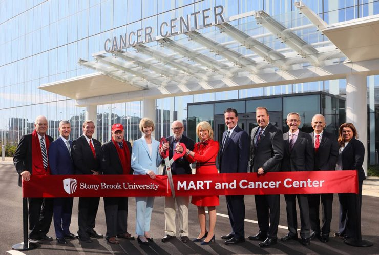MART ribbon-cutting
