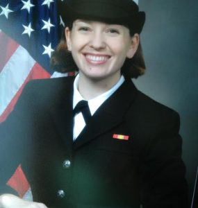 Petty Officer Second Class Jane York '19