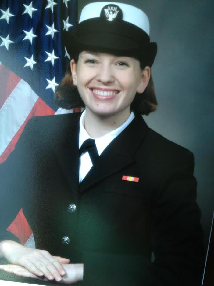 Petty Officer Second Class Jane York '19
