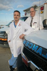 Dr. David Fiorella and Eric Niegelberg