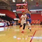 Women's Basketball Game - SBU Sweeps America East Weekly Awards
