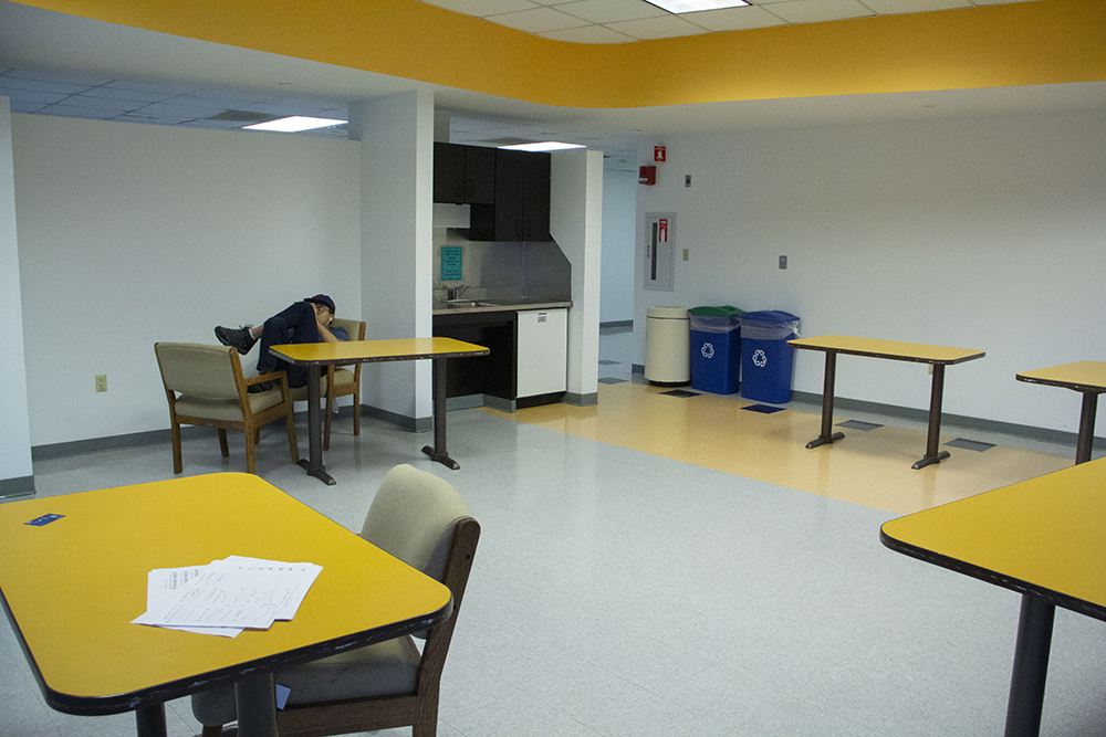 Heavy engineering classroom