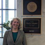 Nicole Sampson on Capitol Hill