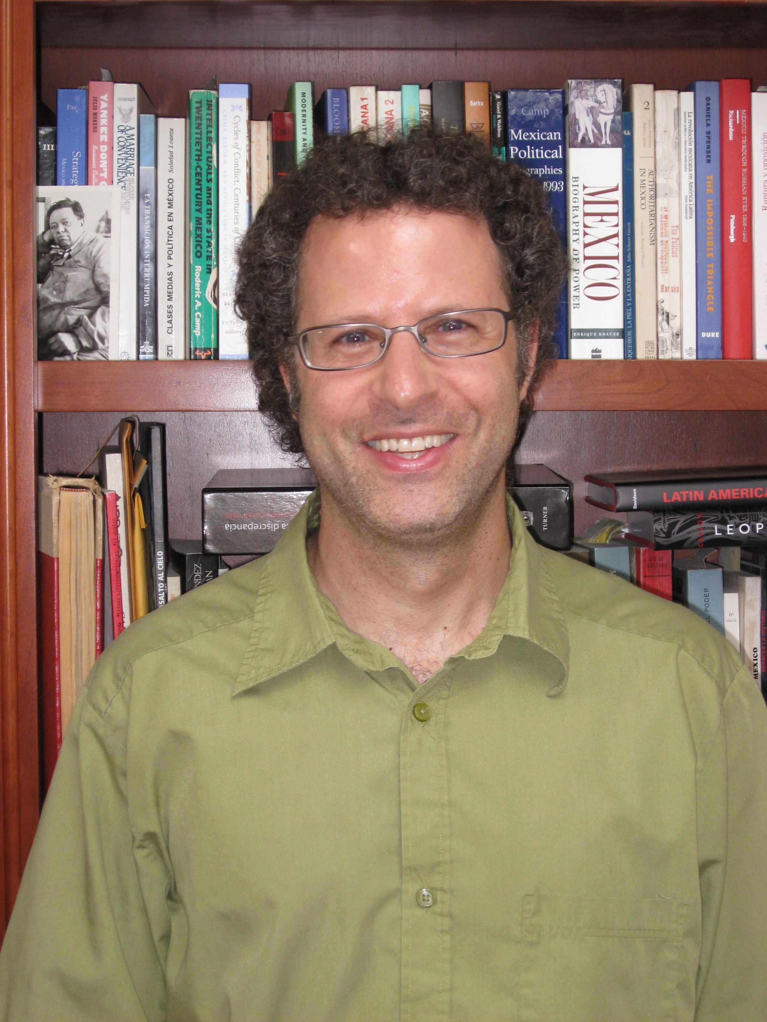 Eric Zolov