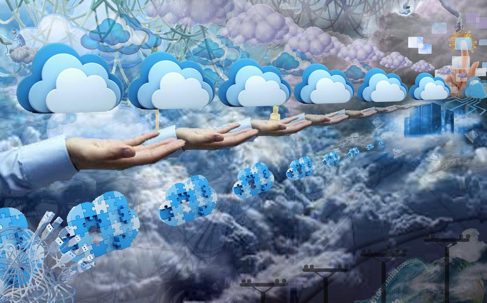Gretta Louw, 'The Cloud'