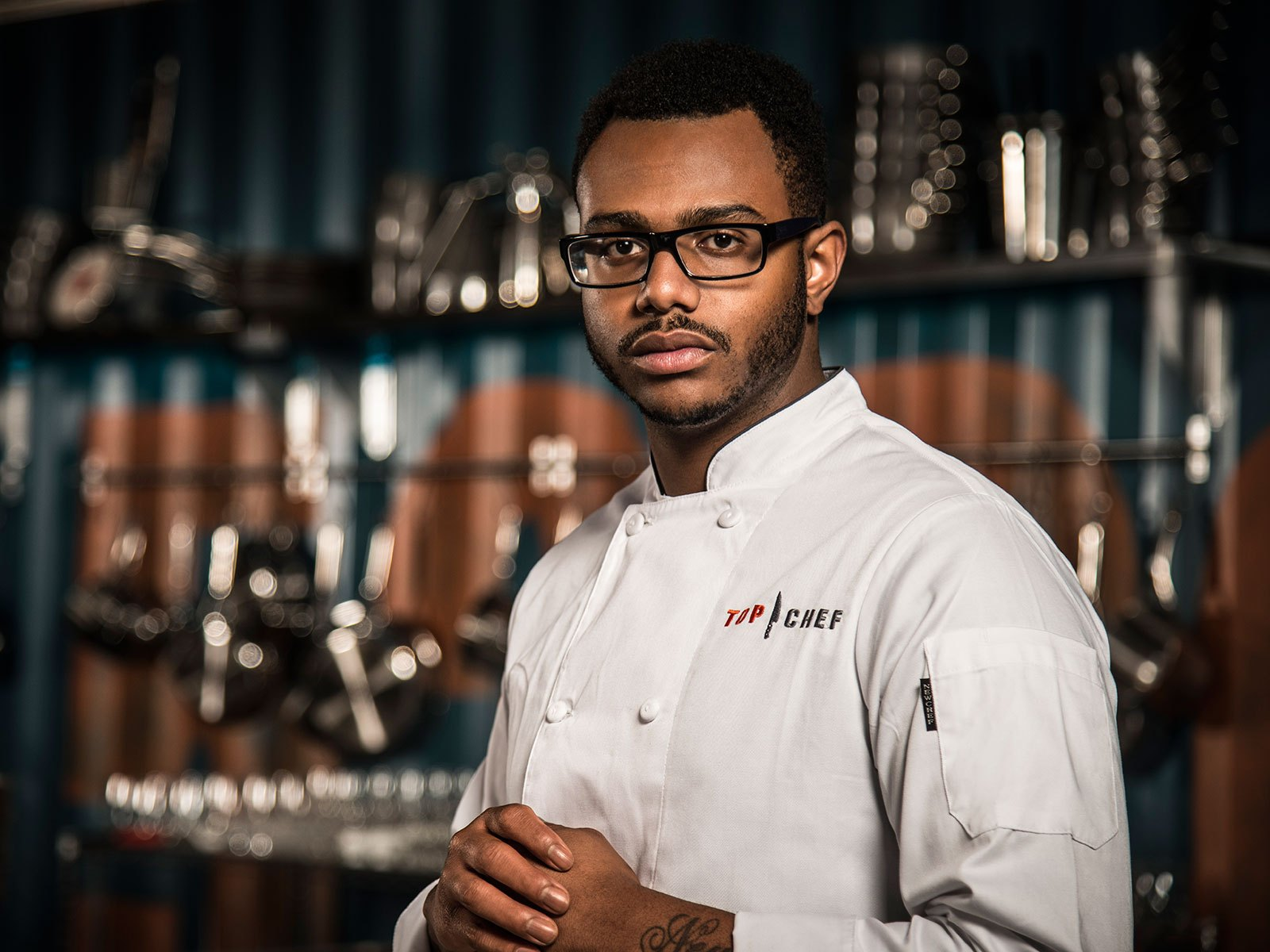 Top Chef Kwame Onwuachi is the guest speaker at this year's Opening Ceremony.