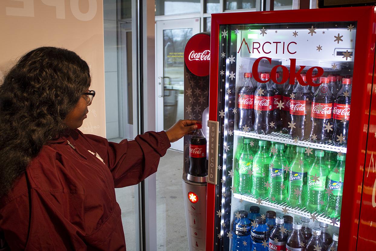 artic coke