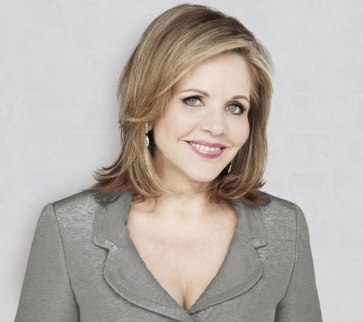 Renée Fleming Stars - Staller Center's 2019 Gala, March 2 (photo by Andrew Eccles)