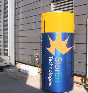 Storen battery internet