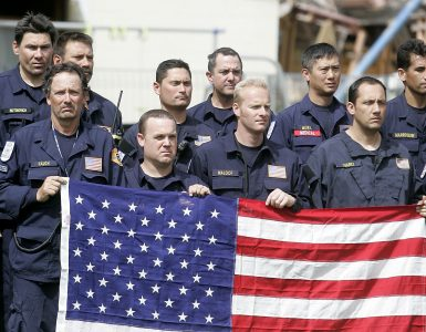 911 firefighters