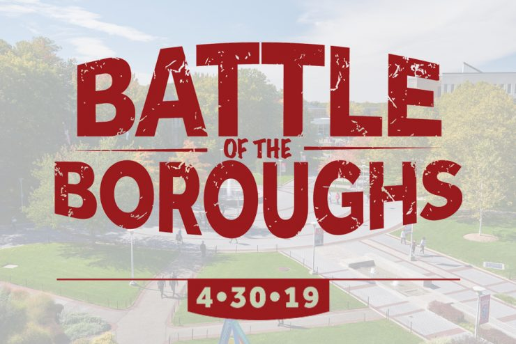 Battle of the boroughs image