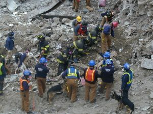 A new study suggests 911 WTC responders with PTSD may be at risk for dementia.
