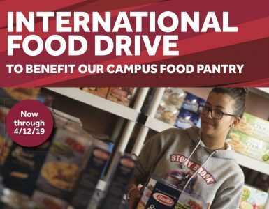 International food drive 1