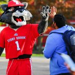 Vote for Wolfie in the 2019 Mascot Madness competition.