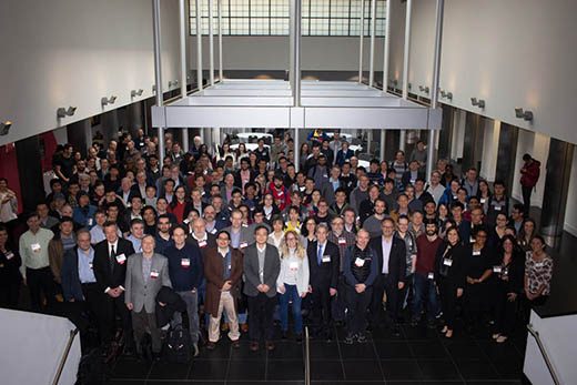 More than 200 guests attended the QIS Workshop.