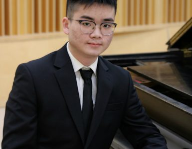 Di Zhong is First Place Winner of the 2019 Stony Brook University Undergraduate Concerto Competition.