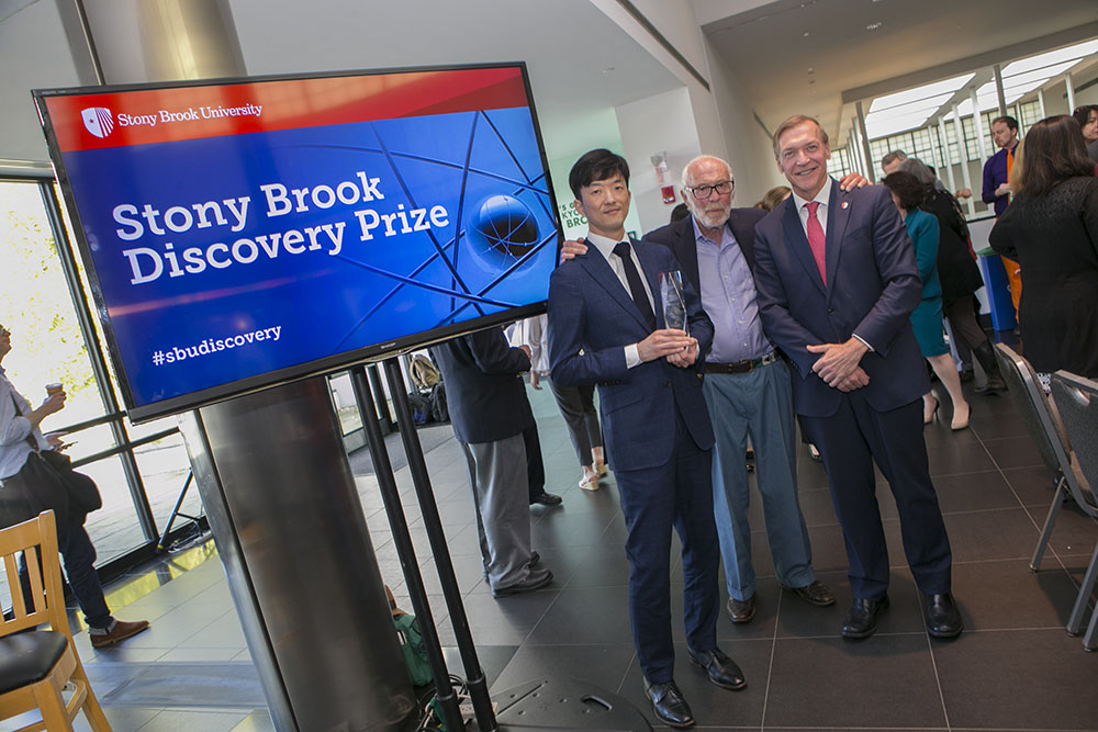 Discovery Prize group