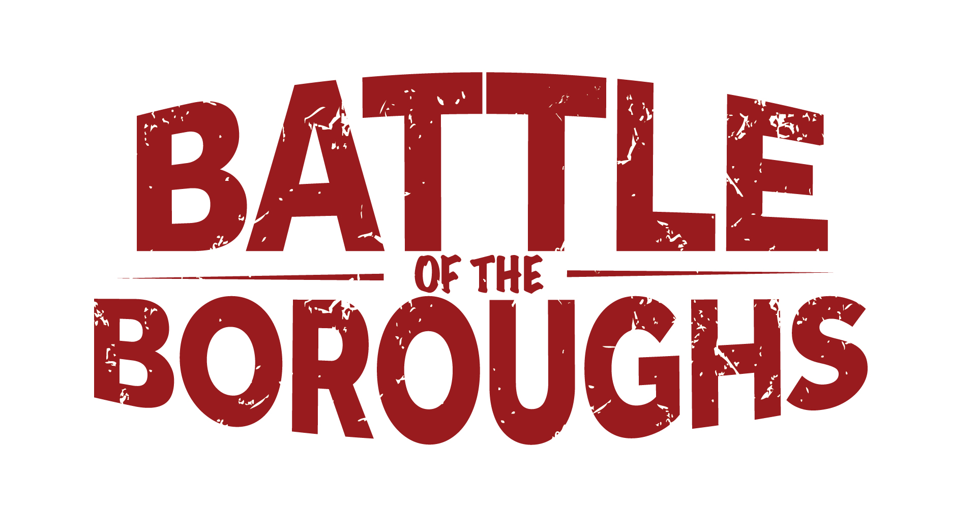 Giving day battle of boroughs red