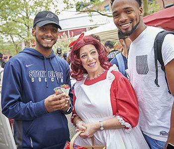Strawberry Fest/Diversity Day