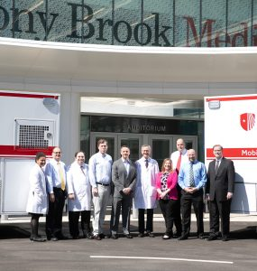 Stony brook group shot