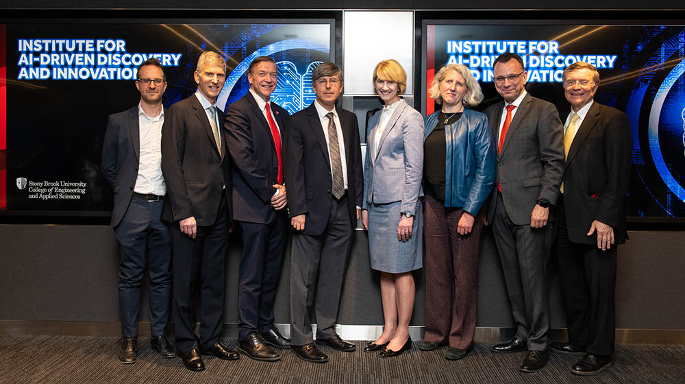 AI Institute launch group