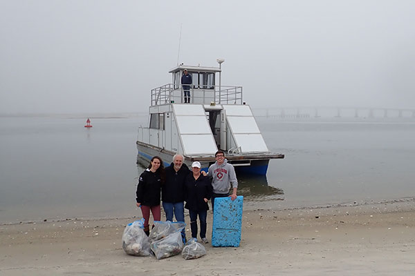 Beach cleanup 2019 11