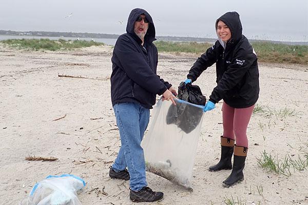 Beach cleanup 2019 7