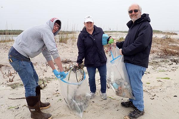 Beach cleanup 2019 9