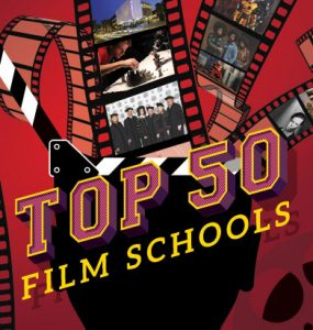 TheWrap top 50 film schools