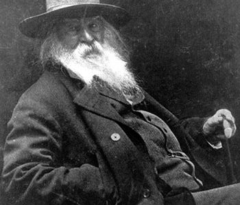 Poet Walt Whitman