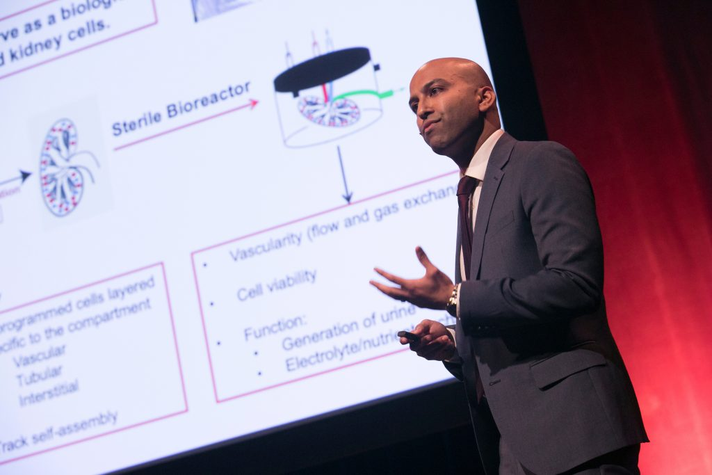 Dr. Sandeep Mallipattu Presents at 2019 Discovery Prize