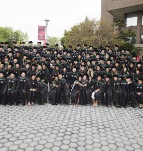 Renaissance School of Medicine Class of 2019