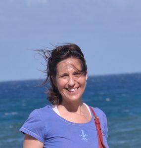 Rebecca Shuford, NYSG's new director