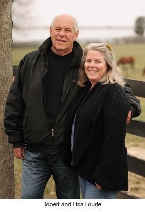Robert and lisa lourie