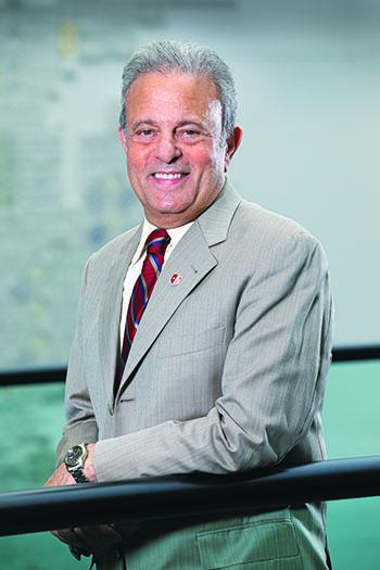 Interim President Michael Bernstein