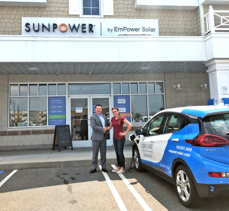 Empower solar partnership 1