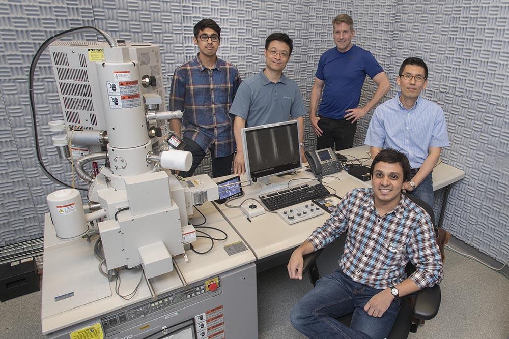 BNL research team