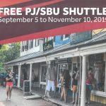 Port jeff shuttle