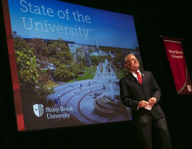 2019 state of the university photo 1