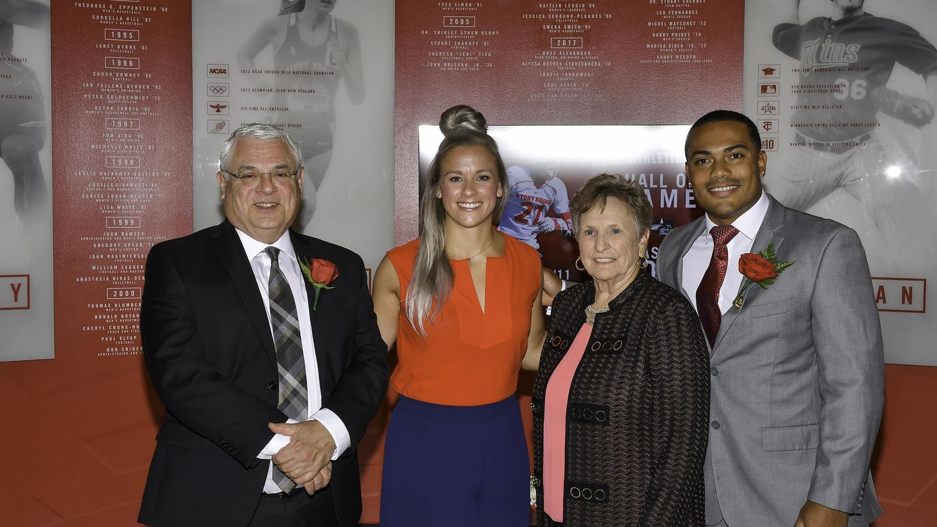 2019 Stony Brook Athletics Hall of Fame