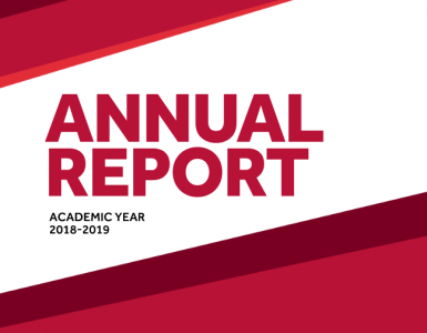 Stony Brook University Alumni Association Annual Report Academic Year 2018-2019