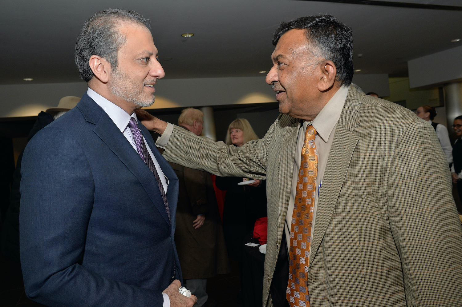 Gujavarty and Bharara