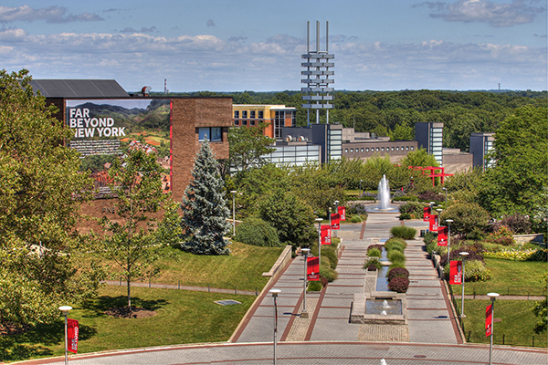 Stony brook university campus