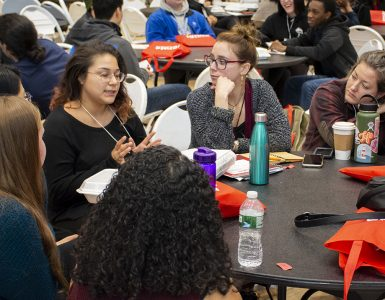 Student attendees had a chance to develop their leadership skills through the lens of intersectionality and enhance their understanding of diversity and inclusion.